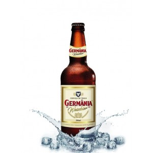 CERVEJA GERMANIA WEISS 500 ml C/6