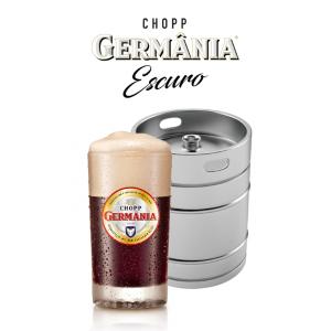 Chopp Escuro  Germânia - 30 Litros