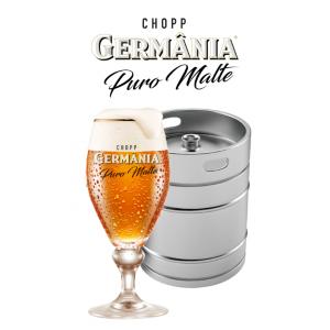 Chopp Puro Malte  Germânia - 30 Litros