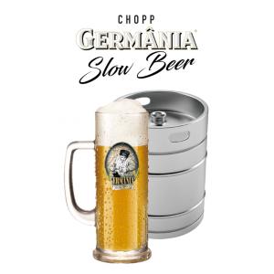 Chopp Slow Beer  Germânia - 50 Litros